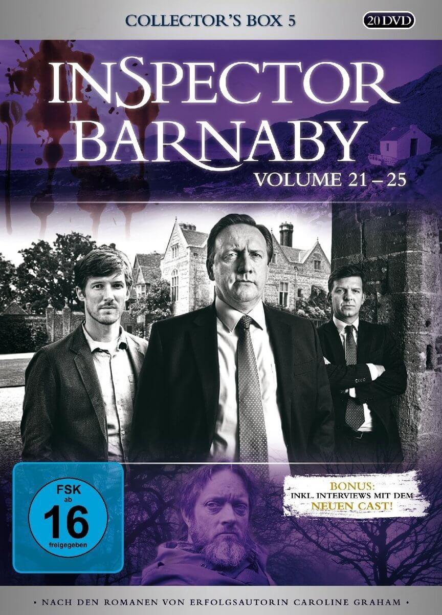Inspector Barnaby Synchronsprecher