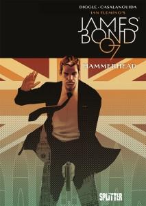 James Bond Band 3 Hammerhead von Andy Diggle und Luca Casalanguida