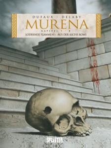 Murena Band 4 von Jean Dufaux und Philippe Delaby