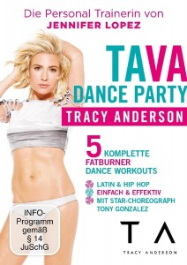Tracy Anderson TAVA Dance Party