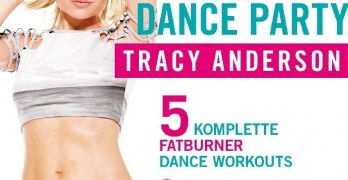 Tracy Anderson TAVA Dance Party DVD- Kritik