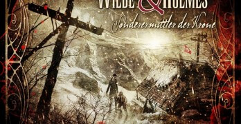 Oscar Wilde und Mycroft Holmes Folge 8 Der Röntgen-Zwischenfall Hörspielkritik