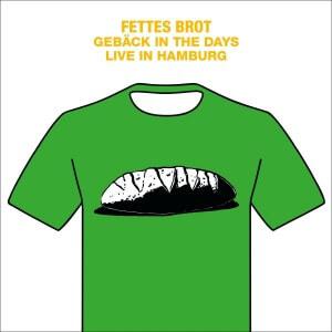 Gebäck in the Days Live in Hamburg von Fettes Brot