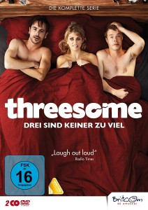 Threesome Drei sind keiner zu viel Die komplette Serie
