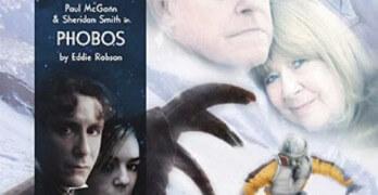Doctor Who Phobos von Eddie Robson Hörspielkritik