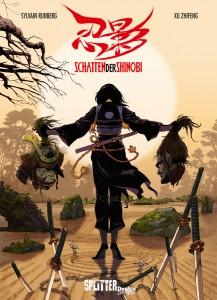 Schatten der Shinobi von Sylvain Runberg und Xu Zhifeng