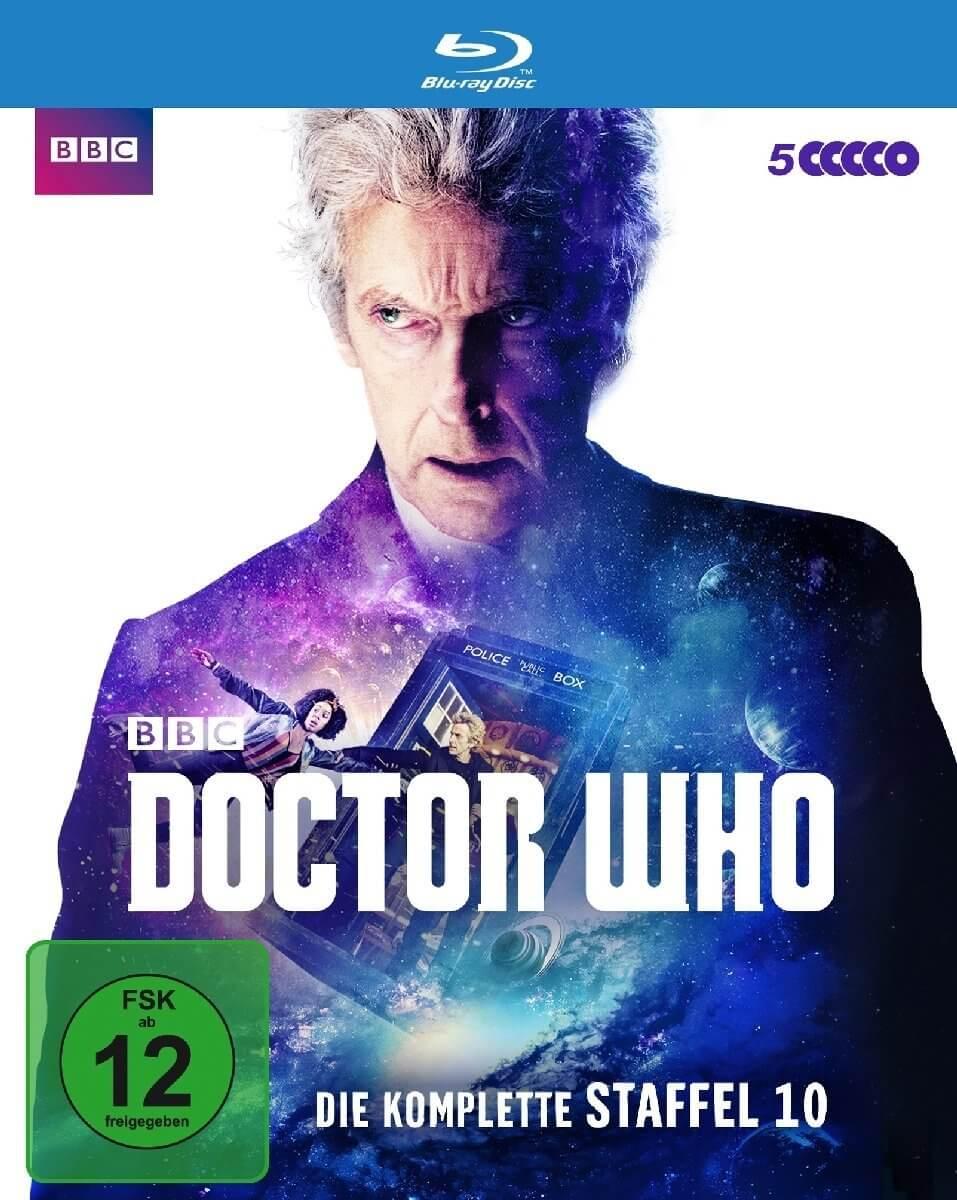 Netflix Doctor Who Staffel 10