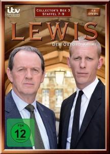 Lewis Der Oxford Krimi Collector's Box 3
