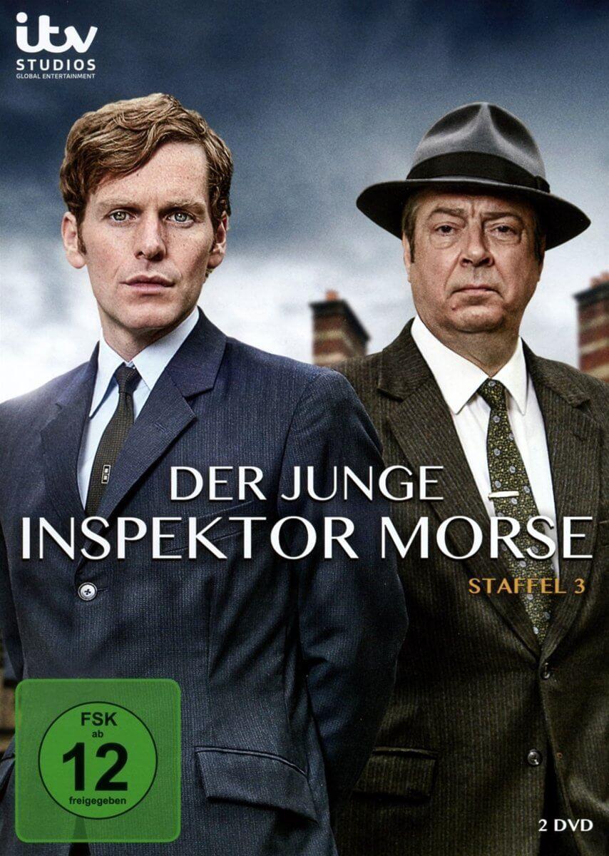 Der Junge Inspektor Morse Zdfneo