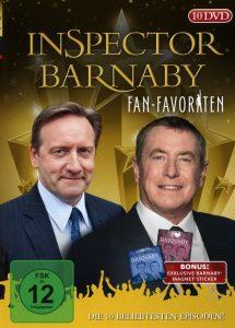 Inspector Barnaby Fan-Favoriten