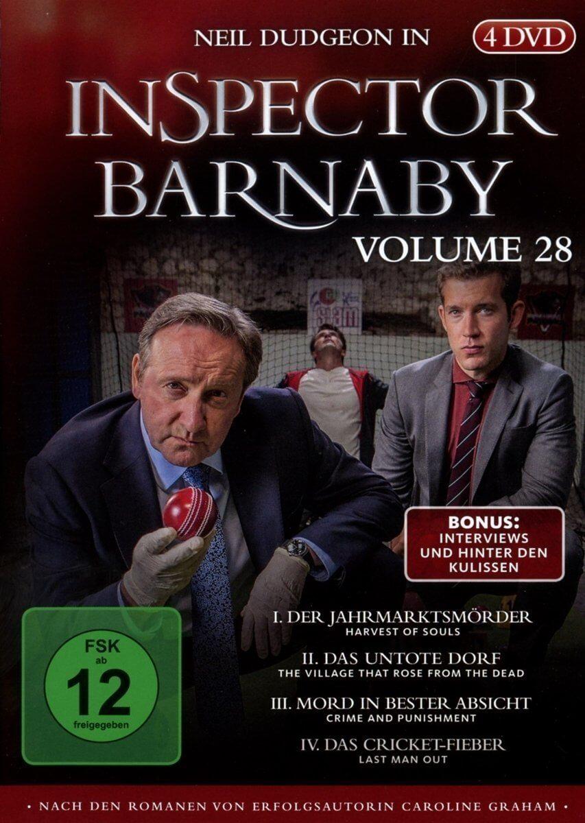 Inspector Barnaby Streicheln Und Töten
