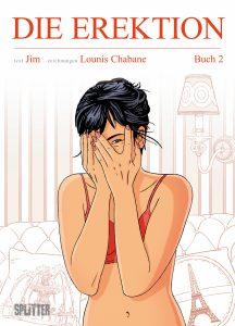 Die Erektion Band 2 von Jim und Lounis Chabane Comickritik