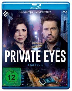 Private Eyes Staffel 1 Blu-ray Kritik