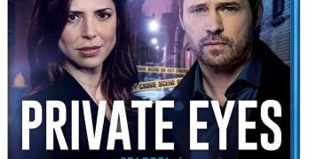 Private Eyes Staffel 1 Blu-ray Kritik