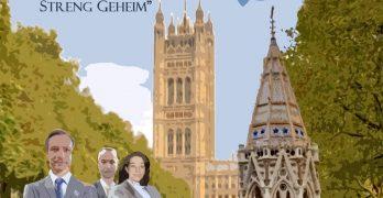 Der Lord & die Zwei Folge 3 Zum Schein streng geheim Hörspielkritik