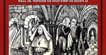 Professor van Dusen Fall 16 Professor van Dusen nimmt die Beichte ab Hörspielkritik