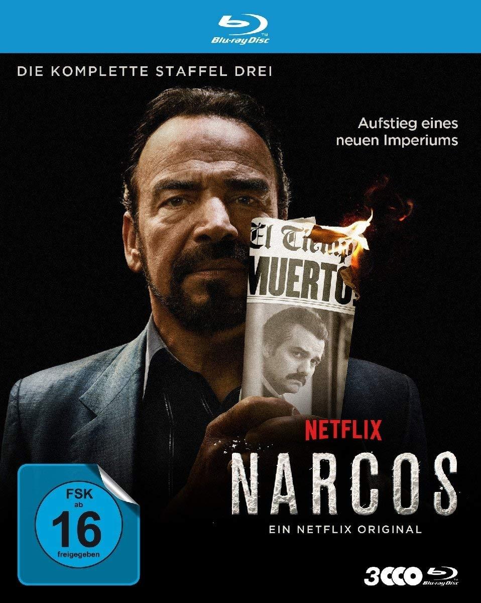 Narcos Staffel 3 Kritik