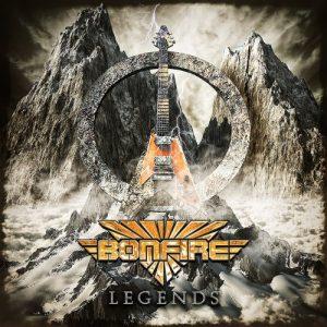 Legends von Bonfire CD Kritik