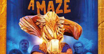 Dave made a Maze Blu-ray Kritik