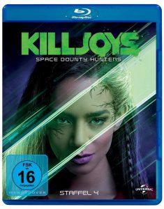 Killjoys Space Bounty Hunters Staffel 4