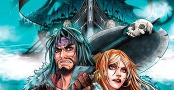 Rogues! Band 2 Das kalte Schiff von El Torres, Lolita Aldea und Sandra Molina Comickritik