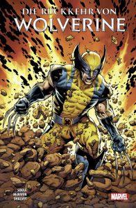 Die Rückkehr von Wolverine