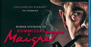 Kommissar Maigret Die komplette Serie Blu-ray Kritik