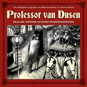Professor van Dusen Fall 20 Professor van Dusens Weihnachtsgeschichte