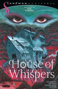 House of Whispers Band 1 von Nalo Hopkinson, Dan Watters, Dominike Stanton und Ana Murillo Comickritik