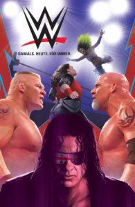 WWE Band 1 Damals. Heute. Für immer Comickritik