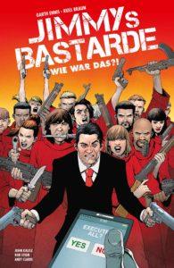 Jimmys Bastarde Band 2 Wie war das? von Garth Ennis und Russ Braun Comickritik