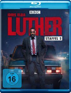 Luther Staffel 5 Blu-ray Kritik