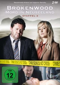 Brokenwood Mord in Neuseeland Staffel 2 DVD Kritik