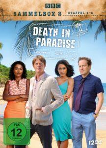 Death in Paradise Sammelbox 2 Staffel 4-6 DVD Kritik
