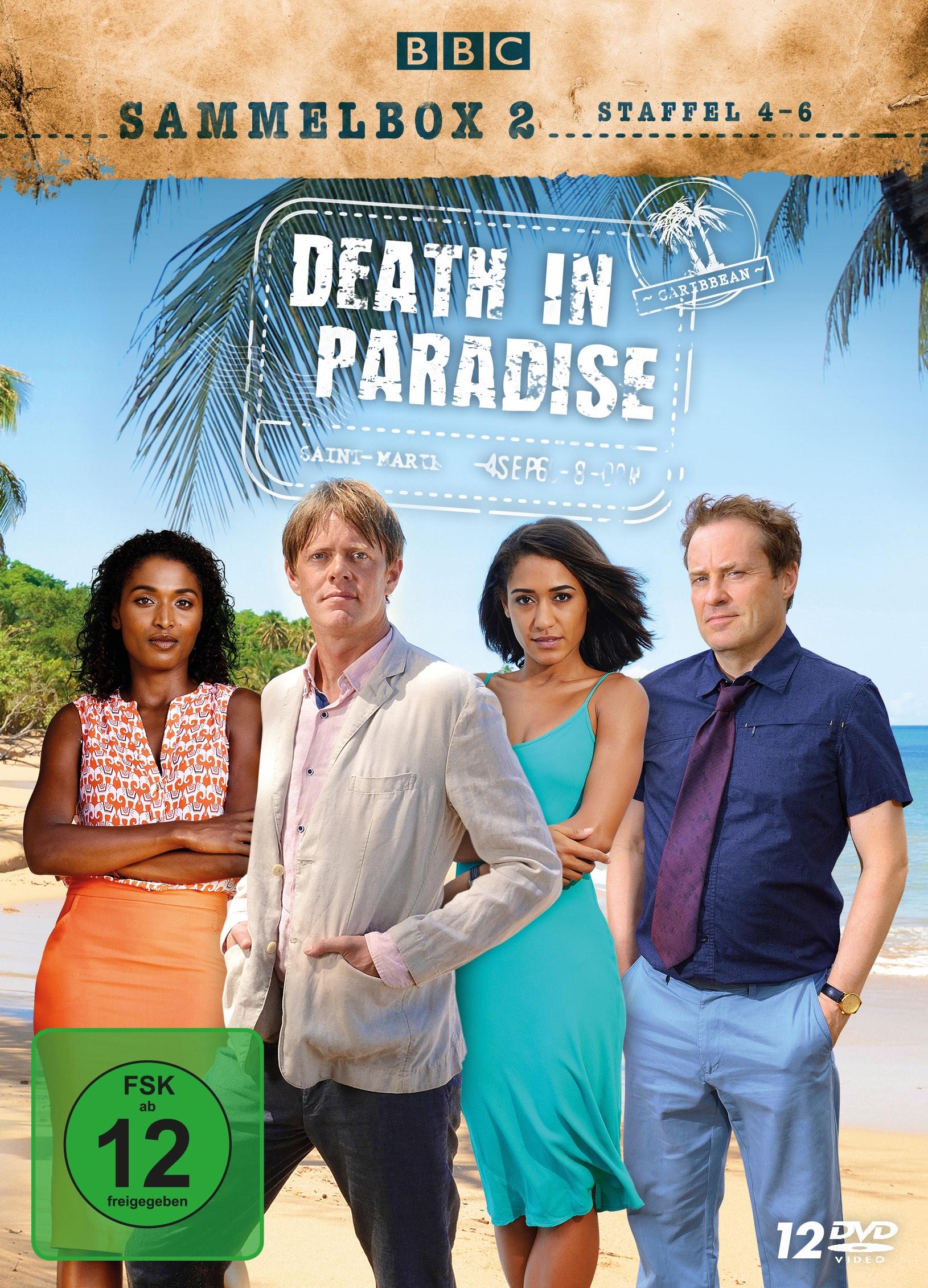 Death In Paradise Staffel 4