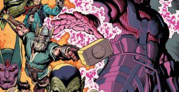 Die Geschichte des Marvel Universums von Mark Waid und Javier Rodríguez Comickritik