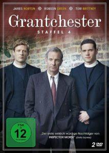 Grantchester Staffel 4 DVD Kritik