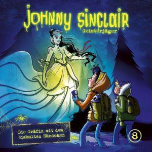 Johnny Sinclair Folge 8 Die Gräfin mit dem eiskalten Händchen Teil 2