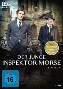 Der junge Inspektor Morse Staffel 5 DVD Kritik