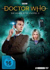 Doctor Who Die komplette Staffel 2
