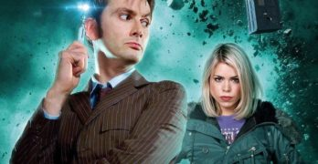 Doctor Who Die komplette Staffel 2 DVD Kritik