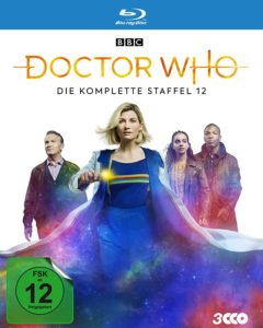 Doctor Who Die komplette Staffel 12