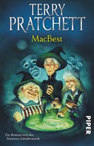 Terry Pratchett – MacBest Buchkritik
