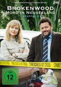Brokenwood Mord in Neuseeland Staffel 3 DVD Kritik