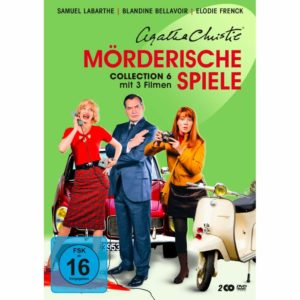 Agatha Christie Mörderische Spiele Collection 6