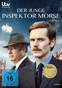 Der junge Inspektor Morse Staffel 6 DVD Kritik