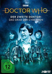Doctor Who Der zweite Doktor Das Grab der Cybermen DVD Kritik