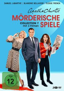 Agatha Christie Mörderische Spiele Collection 7 DVD Kritik