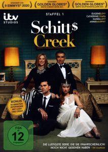 Schitt's Creek Staffel 1 DVD Kritik