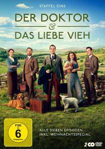 Der Doktor und das liebe Vieh Staffel 1 DVD Kritik